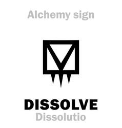 Alchemy dissolve dissolution vector