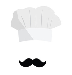 Cook hat vector