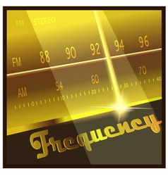 Frequency vector