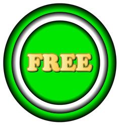 Single free icon vector image