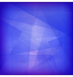 Abstract Blue Line Pattern vector image