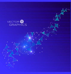 abstract object vector image
