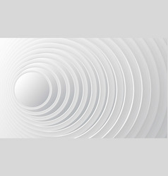 abstract white gradient background with modern vector image