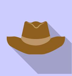 Design of headgear and cap symbol vector