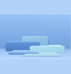 podium scene for product minimal abstract vector image