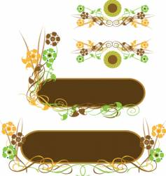 spring promo vector image vector image