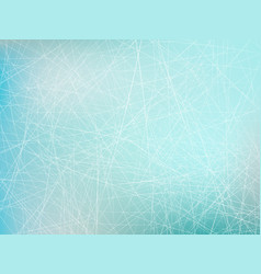 ice rink background vector image