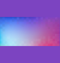 smooth mesh blurred background multi color vector image