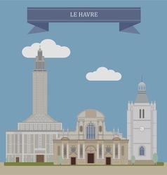Havre vector