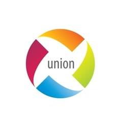 Logo union vector