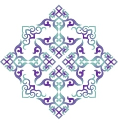 Oriental chinese ornament vector