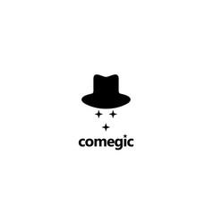 Magic comedy vector