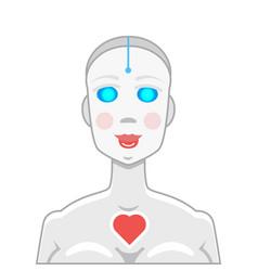 Robot love vector