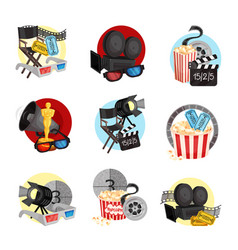 Set compositions from movie items vector