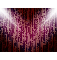 Abstract colored background with spotlights vector