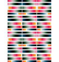 geometric striped background vector image