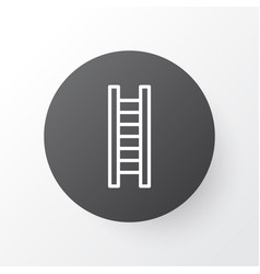 ladder icon symbol premium quality isolated vector image vector image