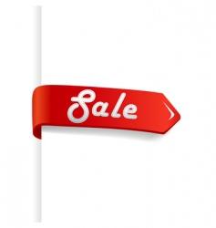 sale arrow vector image