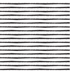 brush striped pattern vector image