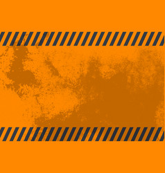 Grunge danger background vector