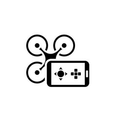 mobile gadgets icon flat design vector image