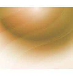 WOOL YELLOW vector image vector image
