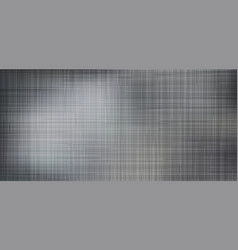 abstract black scratch texture on gray background vector image