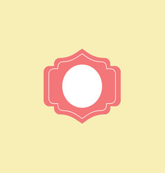 Flat design modern concept and awesome color vector