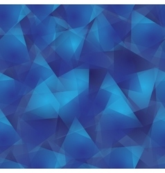 Triangle seamless pattern background vector
