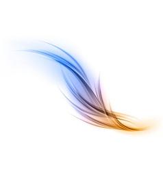 abstract smoke vector image