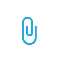 attach colorful icon symbol premium quality vector image