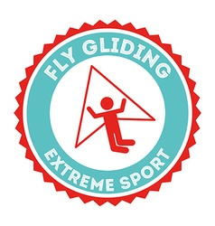 Extreme sport vector