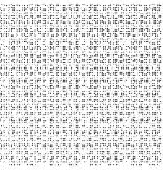 Seamless background with black random vector