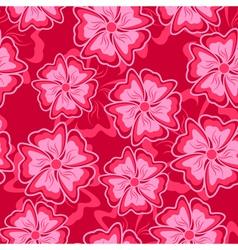 crimson seamless background vector image
