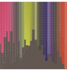 abstract background vector illustration vector image