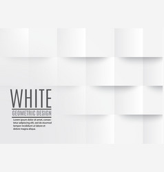 beautiful white abstract texture vector image