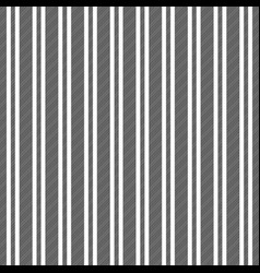 Black white abstract striped seamless pattern vector