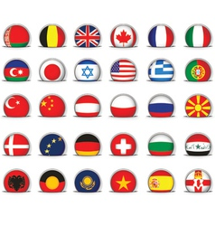 flags2 vector image