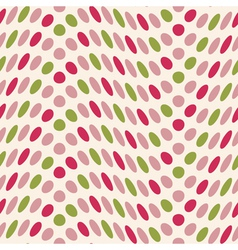 Altered polka dot vector
