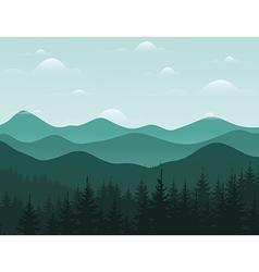 Mountain8 vector