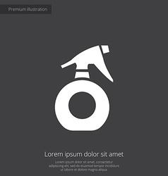 sprayer premium icon vector image