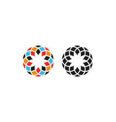 Arabesque logo vector