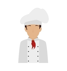 Chef cooker kitchen vector