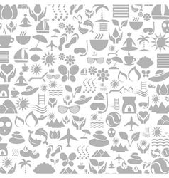 Background spa2 vector image vector image