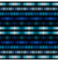 Geometrical shapes blue background vector image vector image
