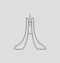 Algiers vector