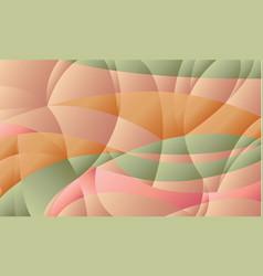 concept geometric pastel color background vector image