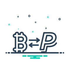 Paypal exchange vector
