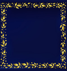 Royal Blue And Yellow Wedding Invitations Vector Images 23