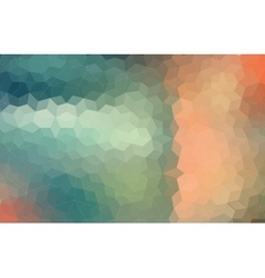 Two-dimensional colorful background vector